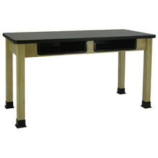 BS-BA Series Chemical Resistant Science Table