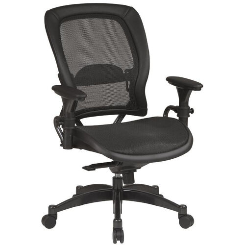 Our Space Matrex Mesh Back and Seat Ergonomic Office Chair with Adjustable Arms is on sale now.