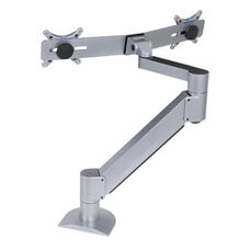 Deluxe Dual LCD Monitor Arm with Flexmount