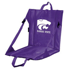 Kansas State University Team Logo Bi-Fold Stadium Seat
