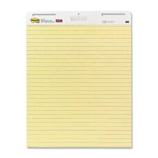 3M Easel Pad -Self -stick -Lined -30 Sheets -25