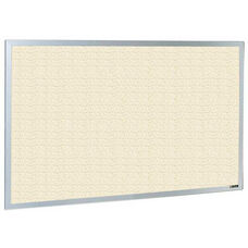 800 Series Type CO Aluminum Frame Tackboard - Fabricork - 120