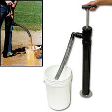 Diamond Water Puddle Removal Pump