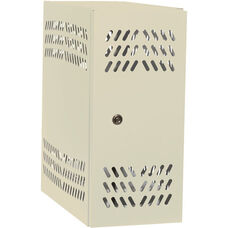 CPU Small Mountable Locker - Bone White