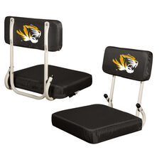 University of Missouri Team Logo Hard Back Stadium Seat