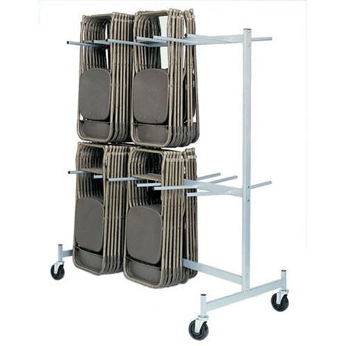 Our Full Size Hanging Folded Chair Storage Truck - 74