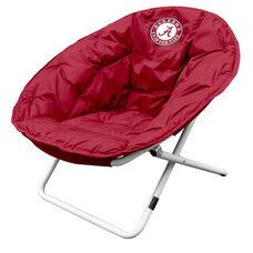 University of Alabama Team Logo Folding Sphere Chair