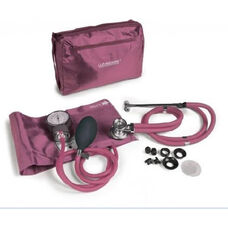 Professional Combo Kit with Oversized Carrying Case - Pink