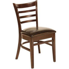 3977 Stacking Chair w/ Slip Seat - Grade 1