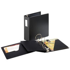 Cardinal D Ring Binder withLabel Holder - 4
