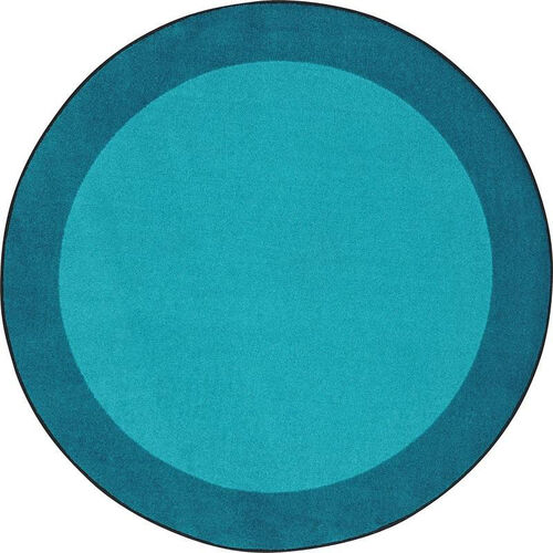 Our Kid Essentials All Around Nylon Rug with SoftFlex Backing - Teal - 64