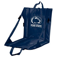 Penn State University Team Logo Bi-Fold Stadium Seat