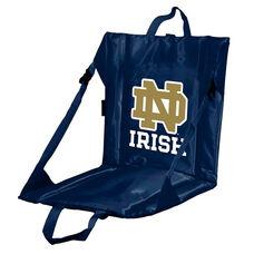 University of Notre Dame Team Logo Bi-Fold Stadium Seat