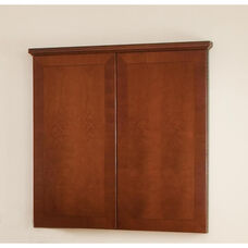 Belmont Presentation Board - Brown Cherry