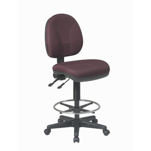 Our Work Smart Deluxe Ergonomic Drafting Stool with Flex Back and Adjustable Seat Height is on sale now.