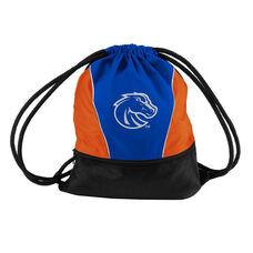 Boise State University Team Logo Spring Drawstring Backsack