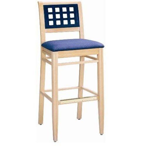 592 Bar Stool w/ Upholstered Seat - Grade 1