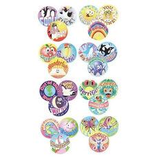 Trend Enterprises Stinky Stickers Praise Word Jumbo Pack - 435 Large Round
