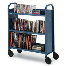Voyager Single Sided Book & Utility Truck - 36