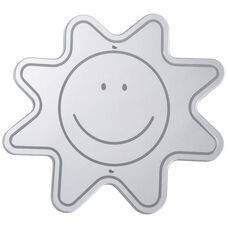 Happy Face Educational Shatter Proof Acrylic Mirror