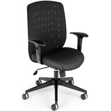 Vision Executive Task Chair - Black