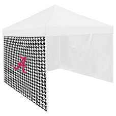 University of Alabama Houndstooth Team Logo Canopy Tent Side Wall Panel