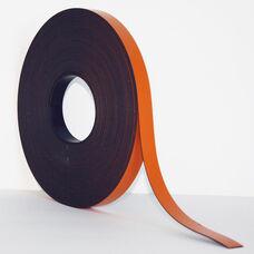 3''H x 50'L Colored Magnetic Strips - Orange