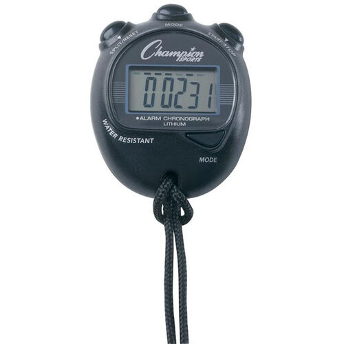 Our Big Digit Display Stopwatch in Black is on sale now.