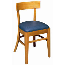 1960 Side Chair with Upholstered Seat - Grade 1