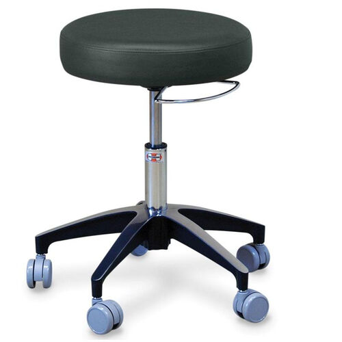 Heavy-Duty H Adjustable Height Air-Lift Stool
