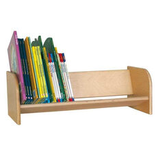 Healthy Kids Plywood Book Display Rack - Assembled - 24