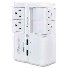 Compucessory Rotating Wall Tap Power Surge