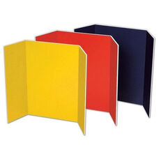 Pacon Presentation Foam Board - Tri -fold - 48