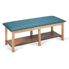 600 lbs Bariatric Treatment Table - Oak Laminate