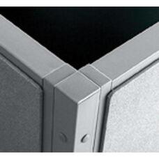 Corner Connector Posts for Floor Panels