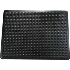 Doortex Anti-Fatigue Bubble Mat - Black