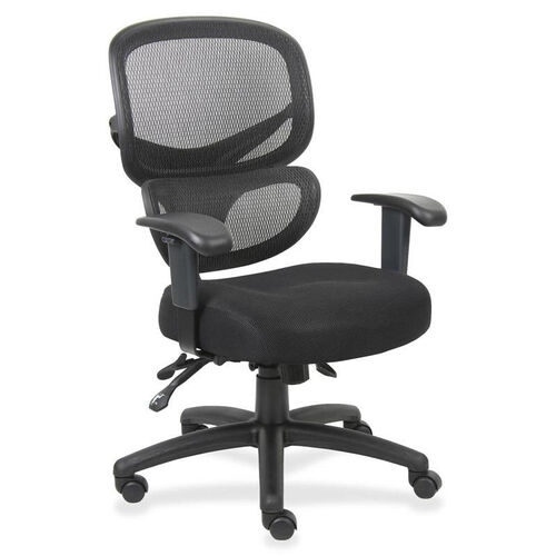 Our Lorell Mesh -Back Executive Chair - 27