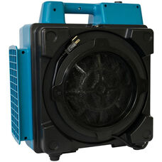 X-2580 Professional HEPA Purifier System Mini Air Scrubber with 4-Stage Filtration and 1/2 HP
