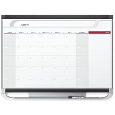 Quartet Prestige 2 Magnetic Monthly Calendar Boards