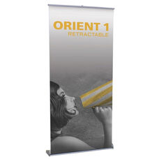 Orient Retractable Banner Stand 39.25
