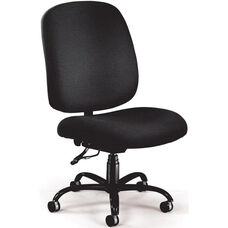 Big & Tall Task Chair - Black