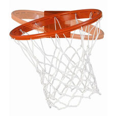 Baseline 180 Degree Competition Breakaway Basketball Goal