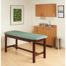 Flat Top H-Brace Treatment Table - 27