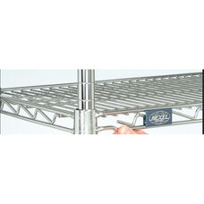 Chrome Standard Wire Shelf - 14