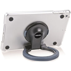 MultiStand for iPad Mini - Clear Shell with Black andGray Ring