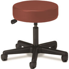 Pneumatic Adjustable Medical Stool - Canyon with Black Base
