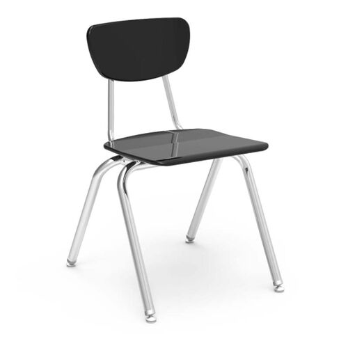 Our 3000 Series Hard Plastic Stack Chair with 18