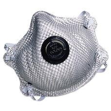 Moldex® 2400N95 Series Particulate Respirator - Half-Face Mask - Medium/Large - 10/Box