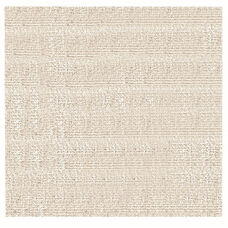 Frameless Burlap Weave Vinyl Display Panel with Squared Corners - Cement - 48