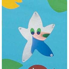 Sea Me Wall Hung Star Fish Mirror - 29